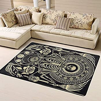 Best gothic area rug Reviews