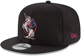 Deadpool Unicorn Marvel 9FIFTY Snapback Cap Hat Headwear … Black