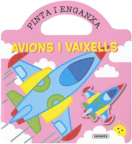 Avions I Vaixells (Pinta I Enganxa)