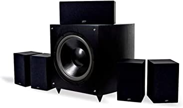 Monoprice Premium 5.1-Ch. Home Theater System with 12in Subwoofer (9723)