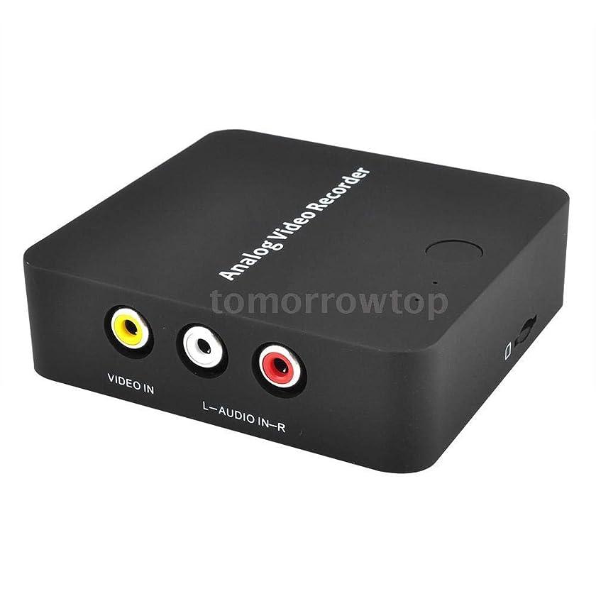 FidgetFidget Analog to Digital AV Recorder Converter Video Audio VHS VCR TF Card HD 720P E4B8