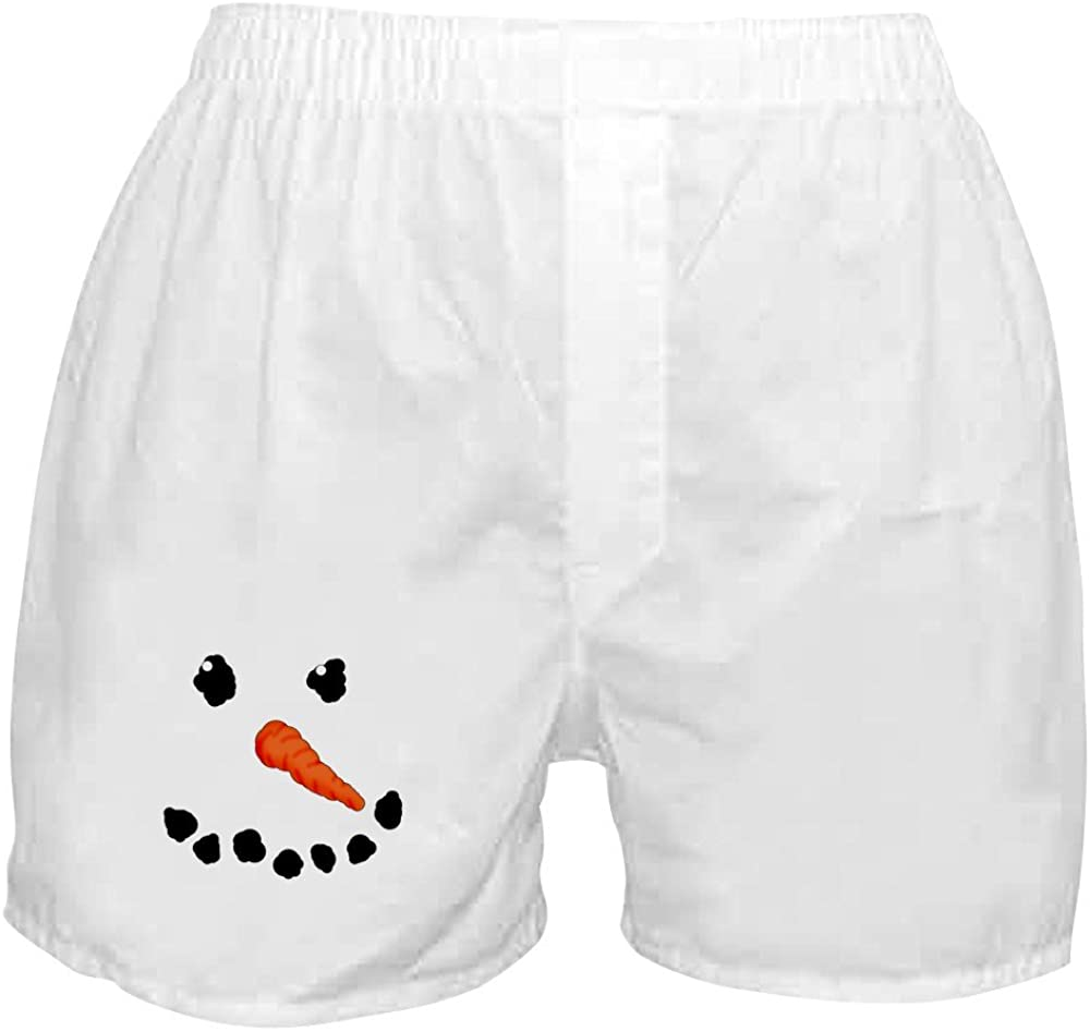 Max 46% OFF CafePress Cute Snowman Shorts Boxer Outlet ☆ Free Shipping