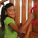 Sensecrol EIN Satz von 2 Kindersicherheitsgriffen Handgriffe ideal zum Klettern Rahmen für...