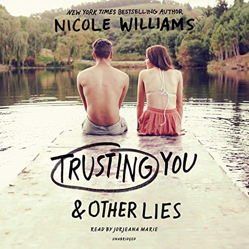 Trusting You & Other Lies audiobook cover art