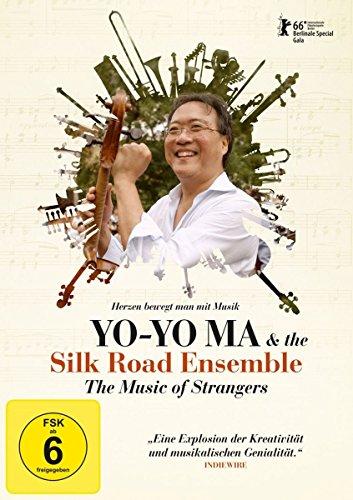 Yo Yo Ma & the Silkroad Ensemble - The Music of Strangers (OmU)