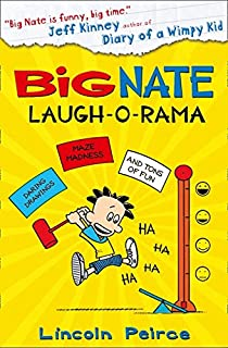 Peirce, L: Big Nate: Laugh-O-Rama