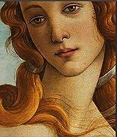 大人のための数字キットによるペイント子供数字絵画女神金星キャンバス壁アート家の装飾40X50cm