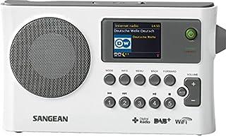 Sangean WFR28CW WFR-28 C - Radio Internet con DAB+, Blanco (B00MVYZ7CY)   Amazon price tracker / tracking, Amazon price history charts, Amazon price watches, Amazon price drop alerts