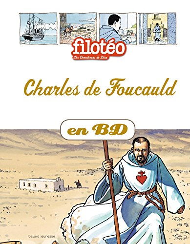 Charles de Foucauld en BD