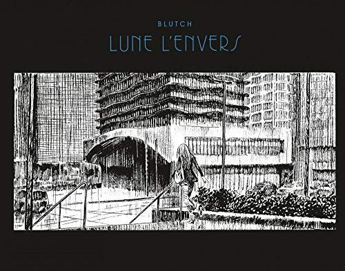 Lune l'envers - tome 0 - Lune l'envers édition N&B