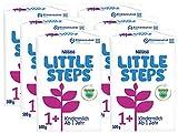 Nestlé LITTLE STEPS Kindermilch 1+, ab dem 12. Monat, 3 kg