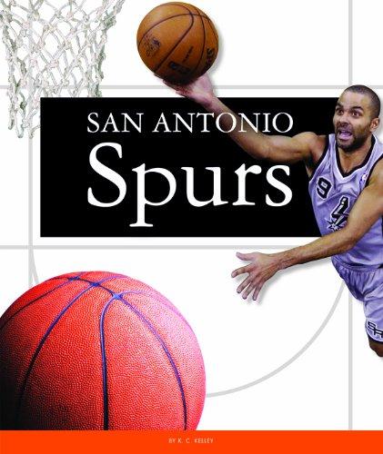 San Antonio Spurs (Favorite Basketball Teams) (English Edition)