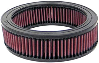 K and N E-2600 Washable and Reusable Car Replacement Air Filter
