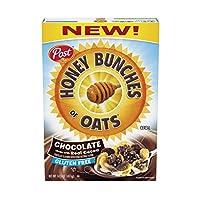 蜜房麦チョコレート 411 g (パックの 2) Honey bunch oats chocolate 411 g (Pack of 2)
