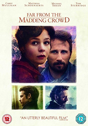 Far From The Madding Crowd [DVD]...