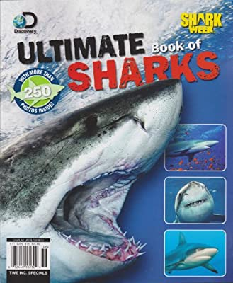 Discovery Ultimate Book of Sharks Magazine