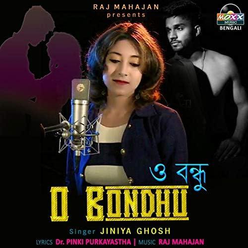Jiniya Ghosh