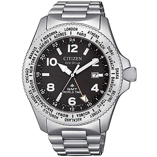 Citizen Eco Drive Promaster GMT BJ7100-82E