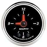 Auto Meter Automotive Replacement Clock Gauges
