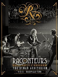 The Raconteurs - Live At the Ryman Auditorium by Jack White