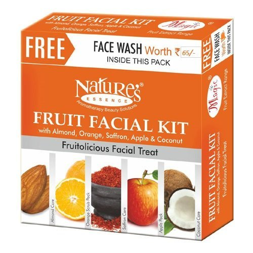 Nature's Essence Magic Fruit Facial Kit Mini