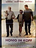 Honig im Kopf - Til Schweiger - Videoposter A1 84x60cm