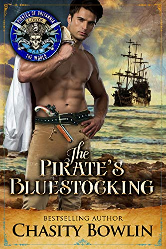 The Pirate's Bluestocking: Pirates of Britannia Connected World (English Edition)