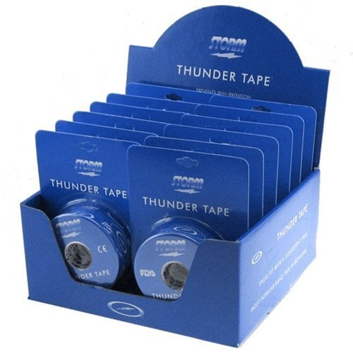 Storm Thunder Fitting Tape Box of 12- Blue by Storm Bowling Products