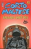 Corto Maltese Ballad of the Salt Sea #5 (NBM)