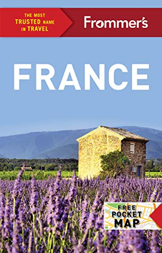 Frommer's France (Color Complete Guide) [Idioma Inglés]