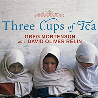 Three Cups of Tea     One Man's Mission to Fight Terrorism and Build Nations              By:                                                                                                                                 Greg Mortenson,                                                                                        David Oliver Relin                               Narrated by:                                                                                                                                 Patrick Lawlor                      Length: 13 hrs and 28 mins     2,596 ratings     Overall 3.9