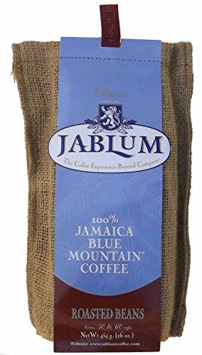 Jablum Jamaica Blue Mountain Coffee, Roasted...