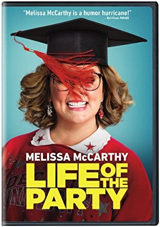 Life of the Party DVD product image