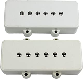 Guyker Bass Pickup Set for Jazzmaster Guitar Replacement Parts