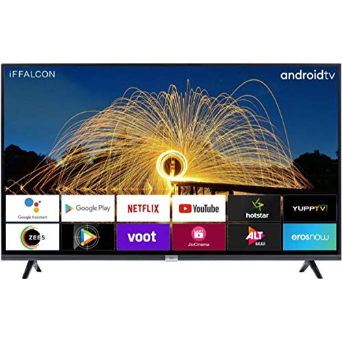 iFFALCON 100.3 cm (40 Inches) Full HD Smart Android LED TV 40F2A (Black) (2018 Model)