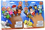 Ginsey PAW Patrol 10 Piece Party Pack Finger Puppet Set
