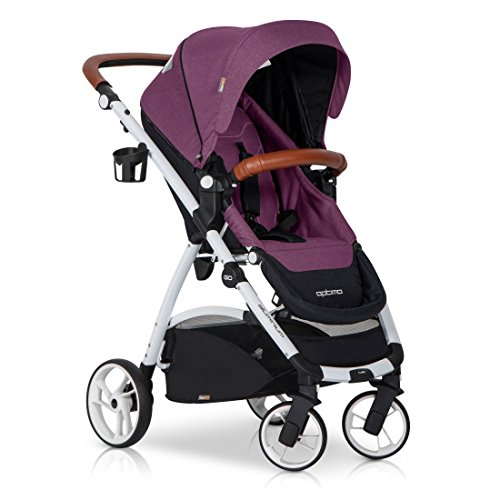 easyGO OPTIMO Purple Buggy