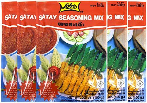 Lobo Brand Thai Satay Mix (Peanut S…