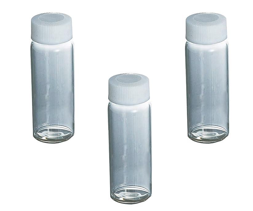 積極的にニッケルフリースマルエム スクリュー管瓶 №8 110mL 透明/5-098-10