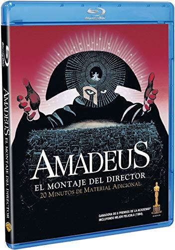 Amadeus. El Montaje Del Director Blu-Ray [Blu-ray]
