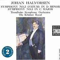 Halvorsen: Symphony Nos. 2 and 3 (1990-05-01)
