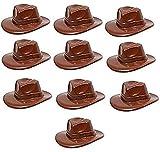 LEGO Indiana Jones, 10 sombreros más raros, tocados, Fedora, sombrero de vaquero