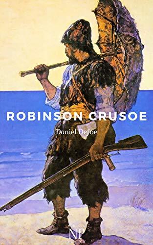 Robinson Crusoe: Illustrierte Fassung (Klassiker bei Null Papier)