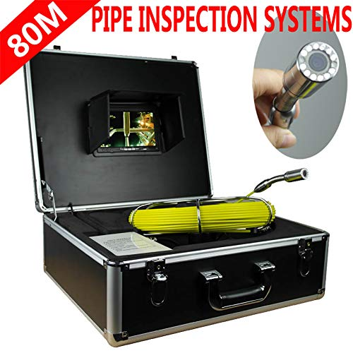 Pipe Inspection System Waterdichte Pipe/Wall Riool Snake Inspectie Camera System 7