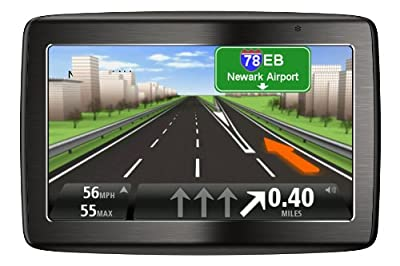 TomTom VIA 1535TM 5-Inch Bluetooth GPS Navigator with Lifetime Traffic & Maps and Voice Recognition