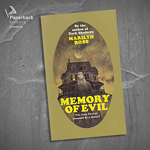 Memory of Evil  By  cover art