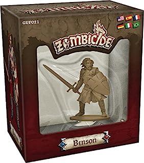 CMON Zombicide: Black Plague - Benson Retail Exclusive - Multilingual