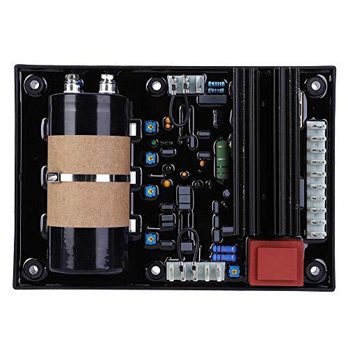 Regulador de Voltaje Automático R448, Grupo Electrógeno Regulación Fuente de Alimentación Módulo...
