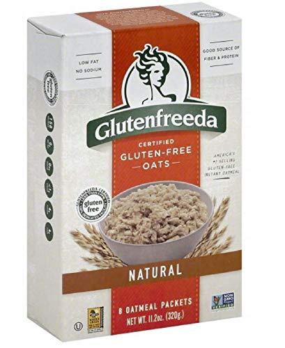 Glutenfreeda Natural Oatmeal, 11.2 Oz (pack of 2)