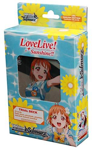 Weiss Schwarz LOVE LIVE! SUNSHINE!! Trial Deck English